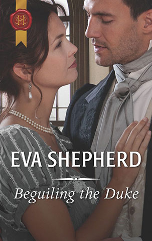 BeguilingTheDuke-EvaShepherd Book Cover