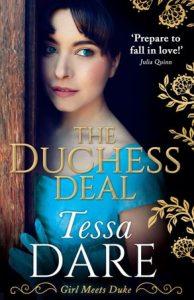 The Duchess Deal Tessa Dare